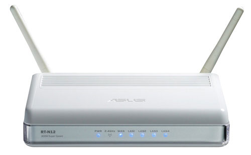 ASUS RT-N12 DDWRT Router