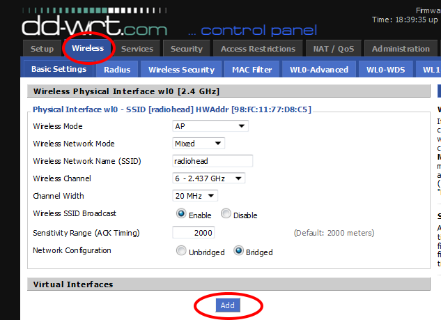 How to Create a Guest Network in DD-WRT Step by Step
