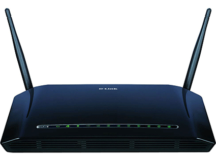 D-LINK DIR-635 DD-WRT VPN Router - Open Source with 8 Ethernet Ports