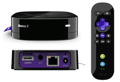 Buy a Roku 2 XS to Watch Netflix from Anywhere in the World