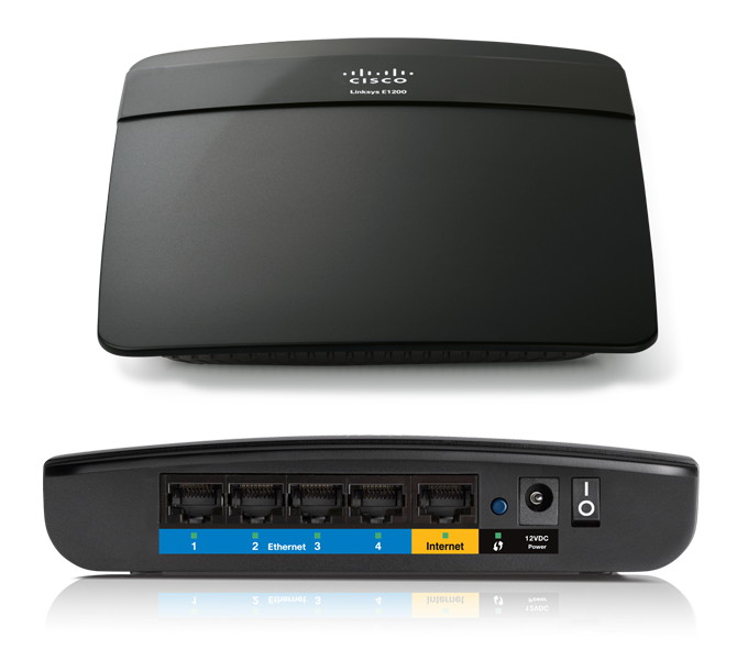 Cisco Linksys E1200 DD-WRT Firmware (Wireless Router Review)