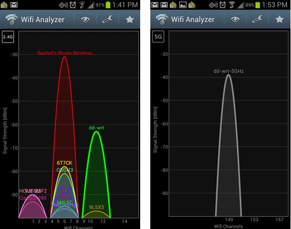 Wi-fi Analyzer - фото 5