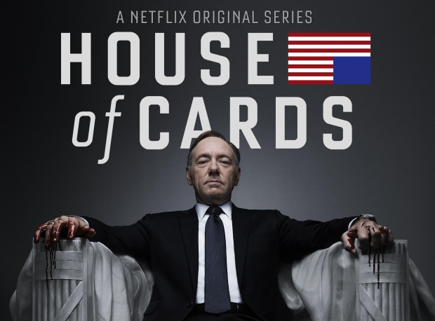 House of Cards - Best of Netflix 2013, Best TV 2013