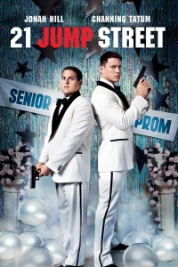Channing Tatum & Jonah Hill on 21 Jump Street Movie - Stream Now on Netflix UK