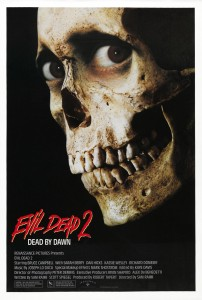Evil Dead II- Best movies on amazon prime