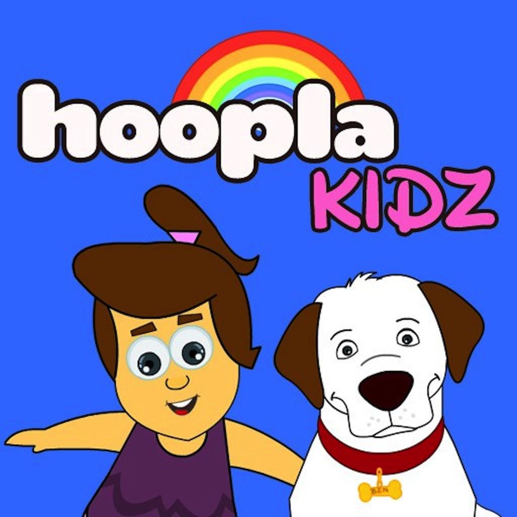 HooplaKidz Rhymes - Best Roku Channels for Children