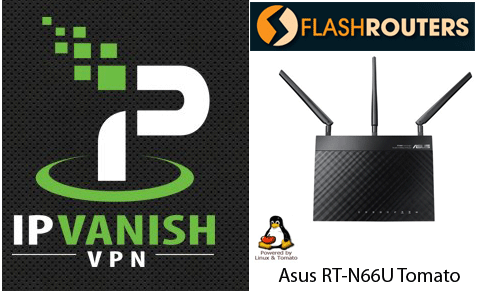 Asus RT-N66U Tomato Now Available for IPVanish Users