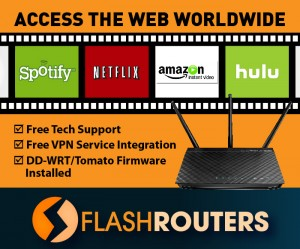 Make money with the FlashRouters Affiliate Program