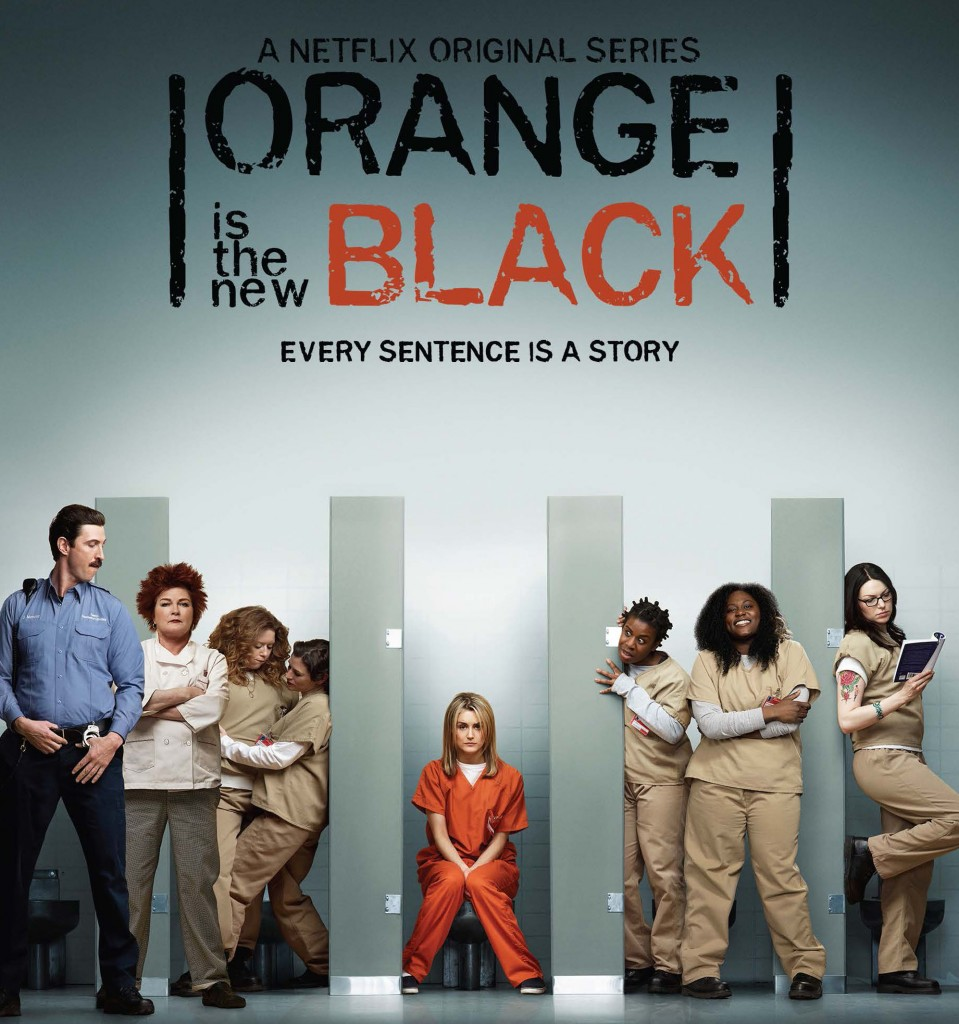 Orange Is the New Black: Watch it on Netflix Instant in Korea