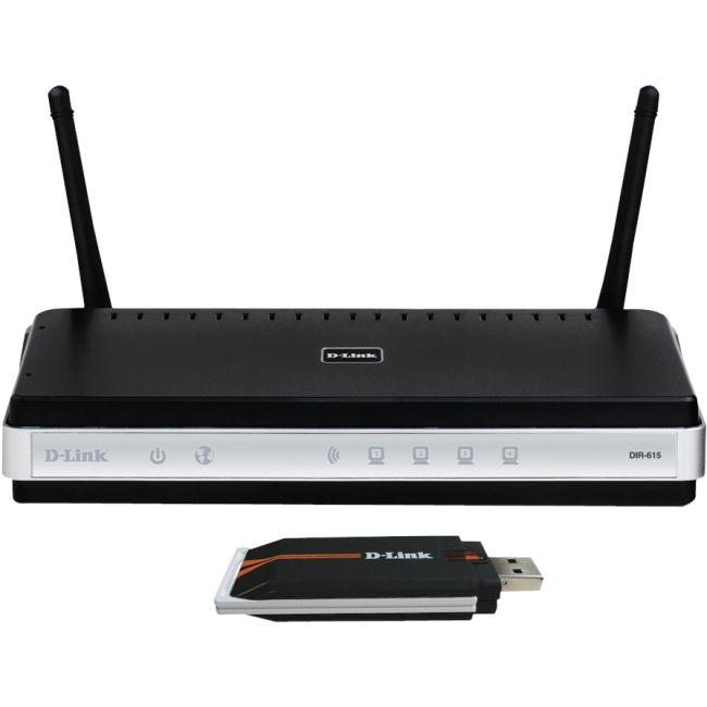 D-Link DIR-615 Alternative Firmware DD-WRT Routers