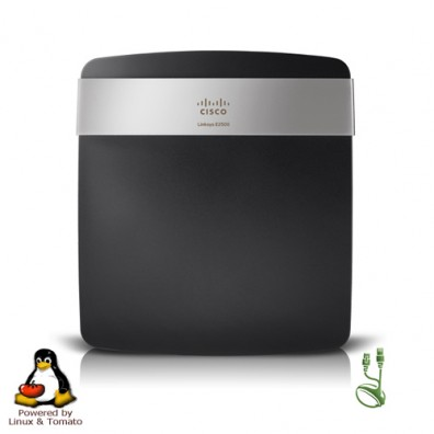Seed4.Me E2500 Economy Dual Band Router