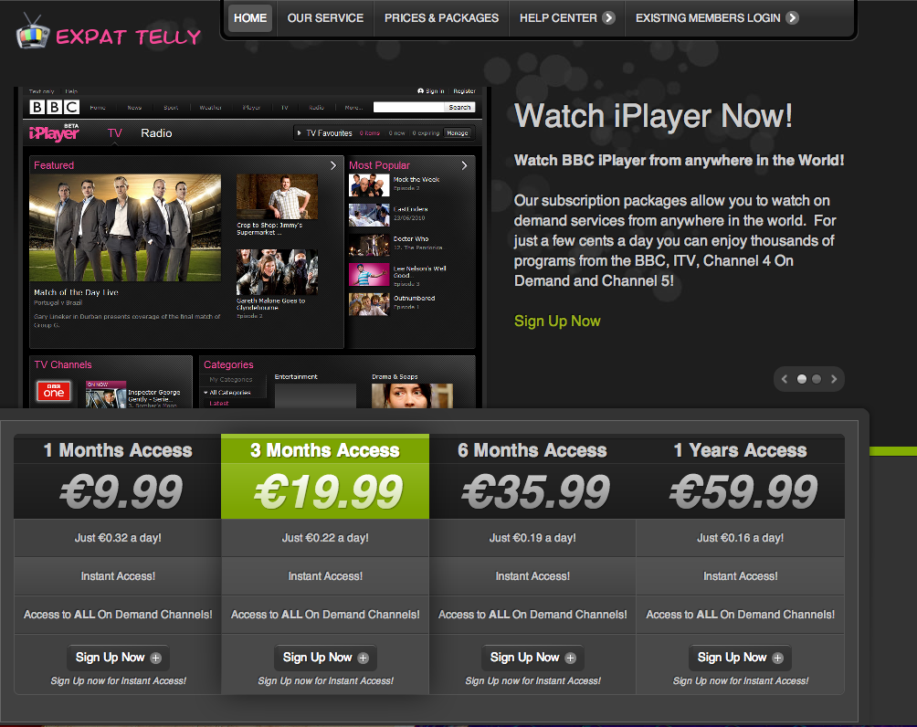 Expat Telly Joins The FlashRouters Supported Provider List