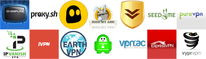 Most Popular VPN Providers For Advanced Privacy/Secuirt 2014