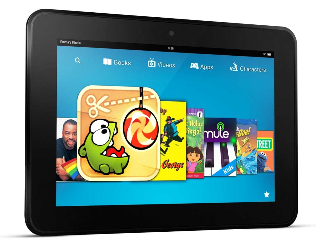 Use VPNs With Your Amazon Kindle Fire