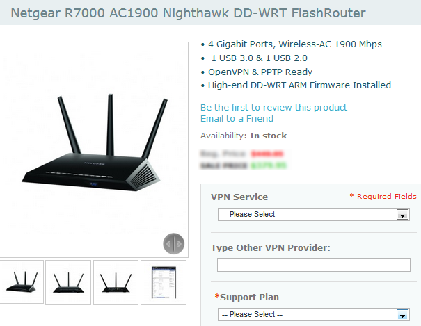 Netgear Nighthawk- Kindle Fire with VPN Router