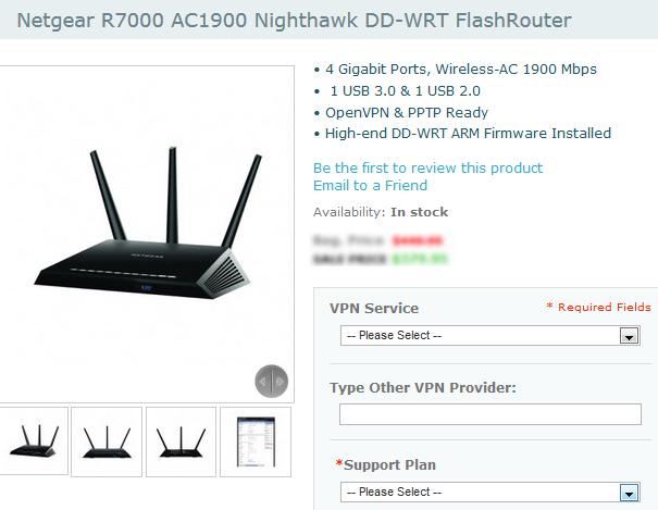 Netgear Nighthawk- Kindle Fire with VPN Router