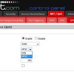 How to Manage QoS in DD-WRT (FlashRouters FAQ)
