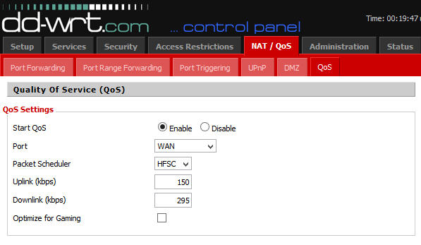 How to Manage QoS in DD-WRT - FlashRouters FAQ