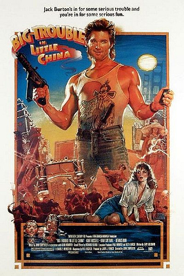 New on Amazon Prime Instant in May 2015 - Big Trouble in Little China