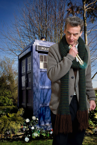 Doctor Who returns for its ninth season.