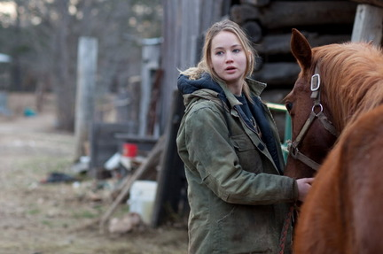 Which country has the most Jennifer Lawrence movies on Netflix Instant?
