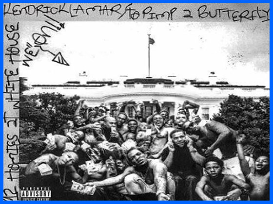 Kendrick Lamar's To Pimp a Butterfly is one of the best albums of 2015 so far