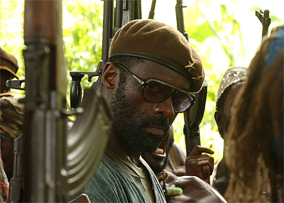 October 2015's best new Netflix Instant streaming includes Beasts of No Nation.